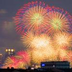 第31回 なにわ淀川花火大会に行ってきた!