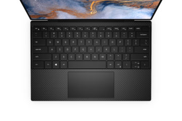 Dell XPS 13 9300 (Model 9300) non-touch notebook computer, codename Modena.