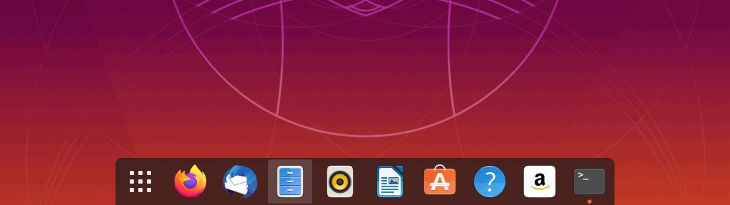 Ubuntu: アプリケーションボタンを左端 (上端) に配置