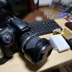 Nikon D800 ( D810, D850, Z6, Z7 etc. ) で AC アダプターを使う
