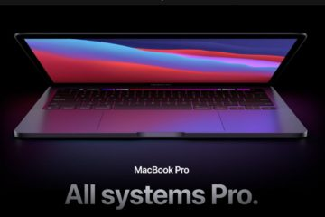 MacBook Pro All systems Pro.
