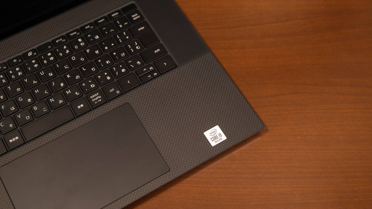 Dell XPS17 Core i9 搭載