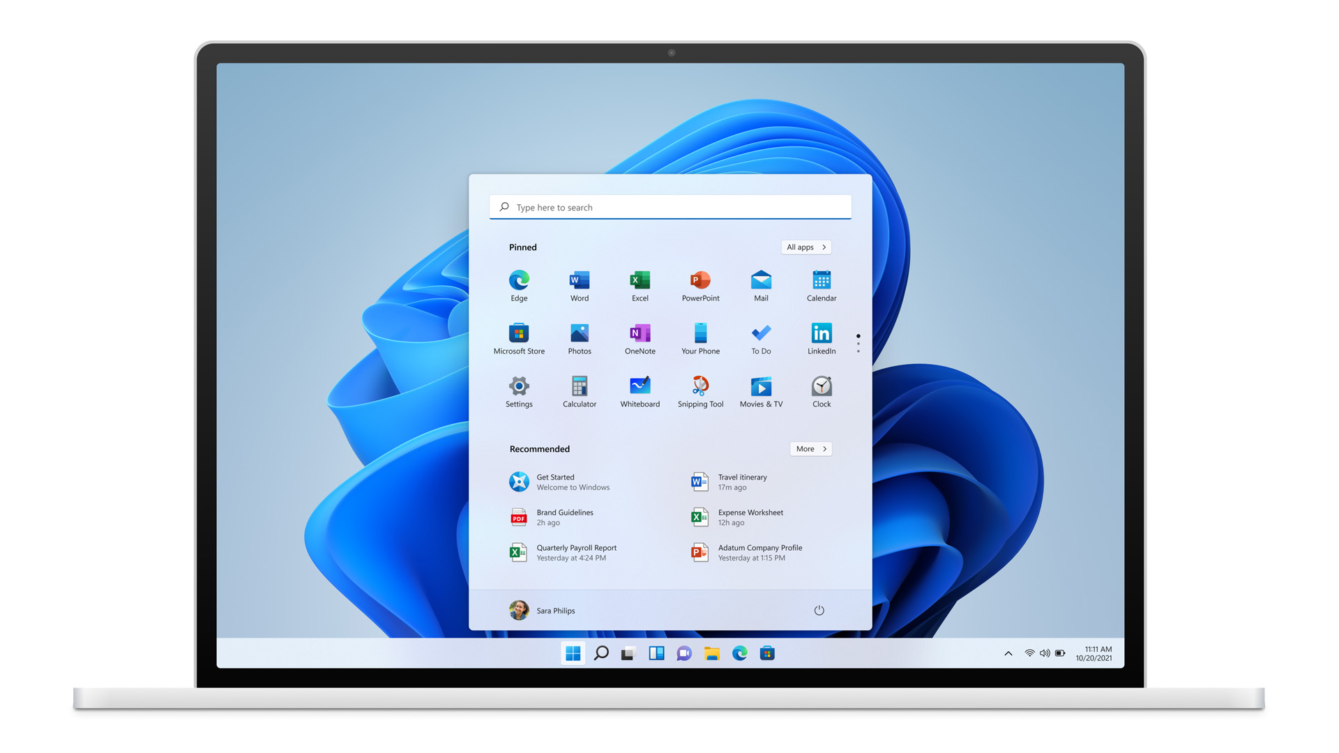 Windows 11 (出典: Microsoft.com)